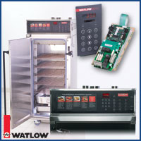 Watlow offers an array of thermal solutions for the many types of oven applications